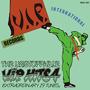 V.I.P. HITS VOL.4 UNSTOPPABE JUST RELEASED!