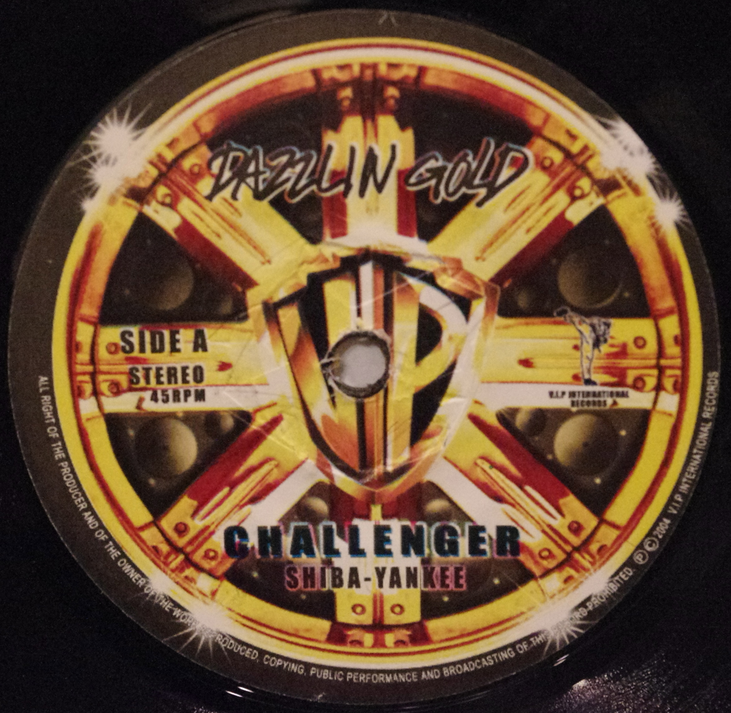 CHALLENGER / MAKE MY DAY