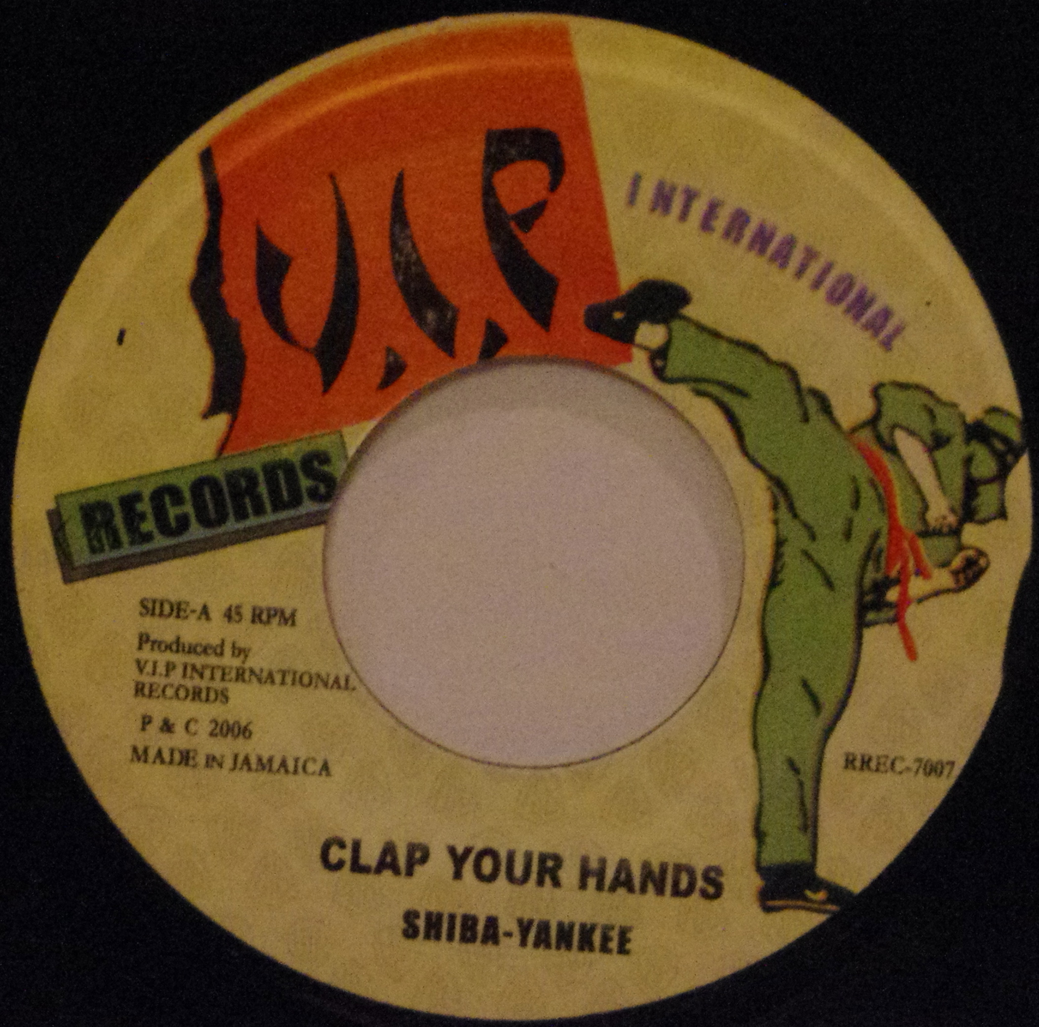CLAP YOUR HANDS / GET UP & DANCE RIDDIM