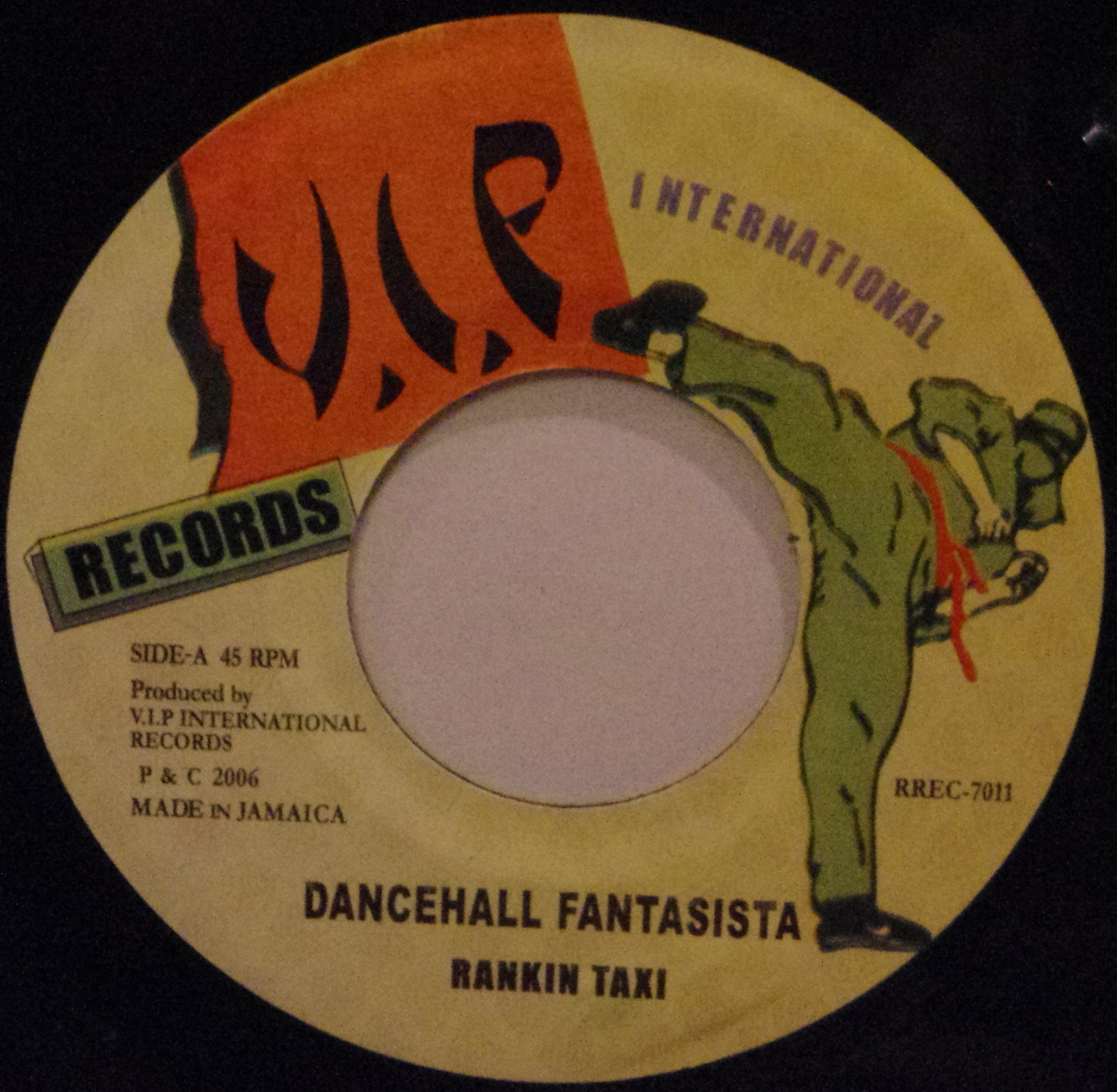 DANCE HALL FANTASISTA / BADなバット