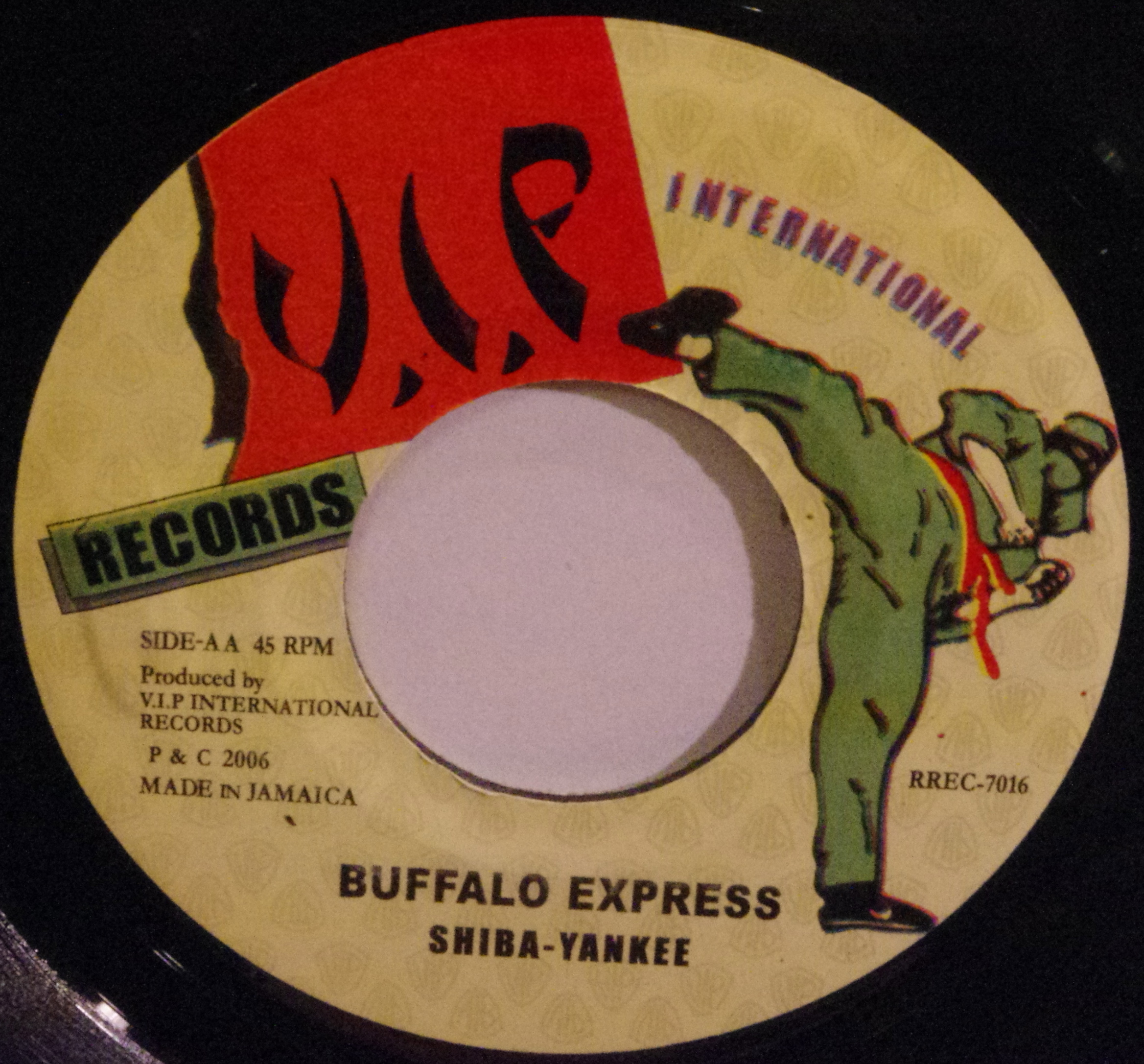 BUFFALO EXPRESS / BAD CLOTH