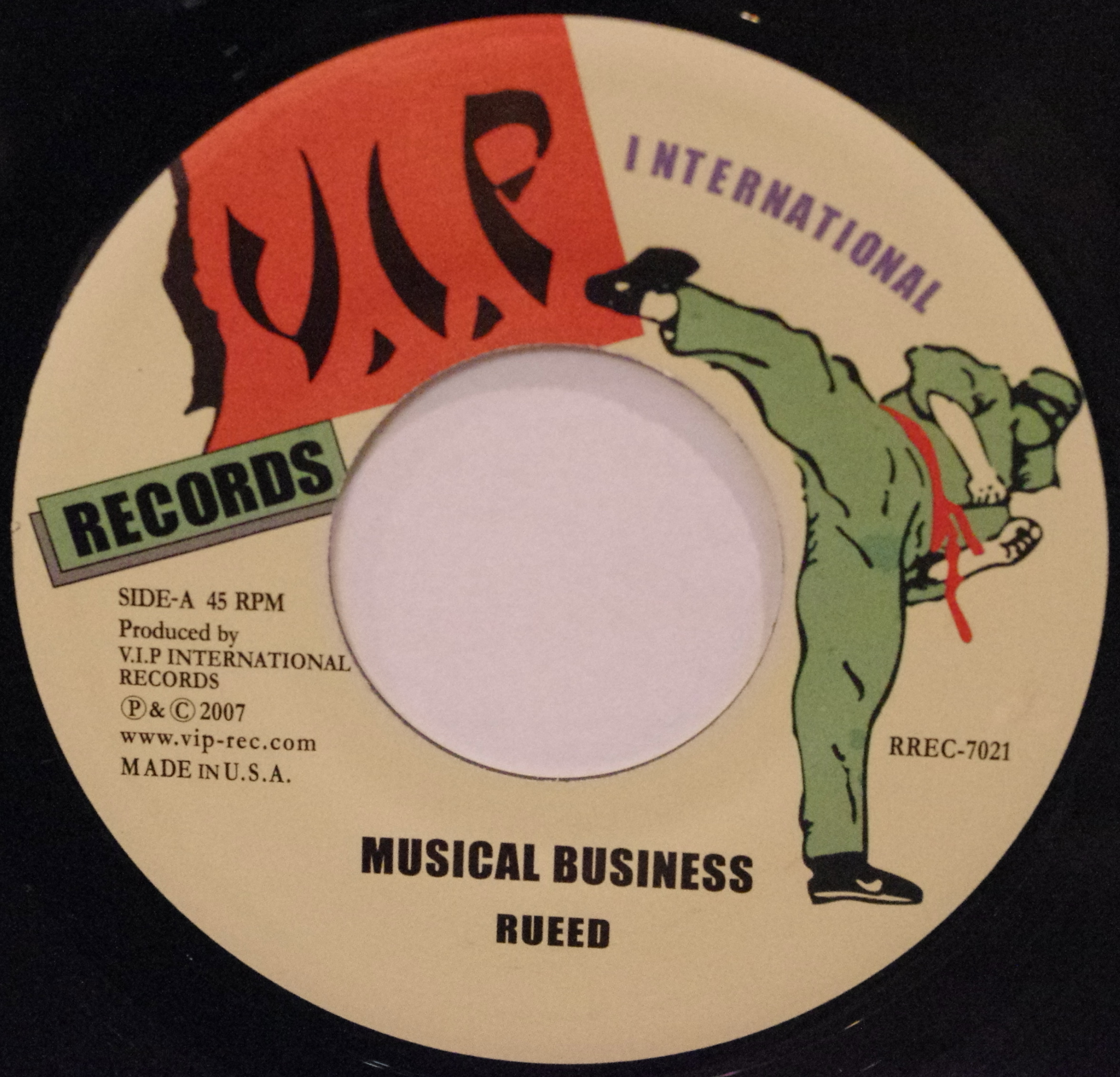 MUSICAL BUSINESS / Mr. CHAMP